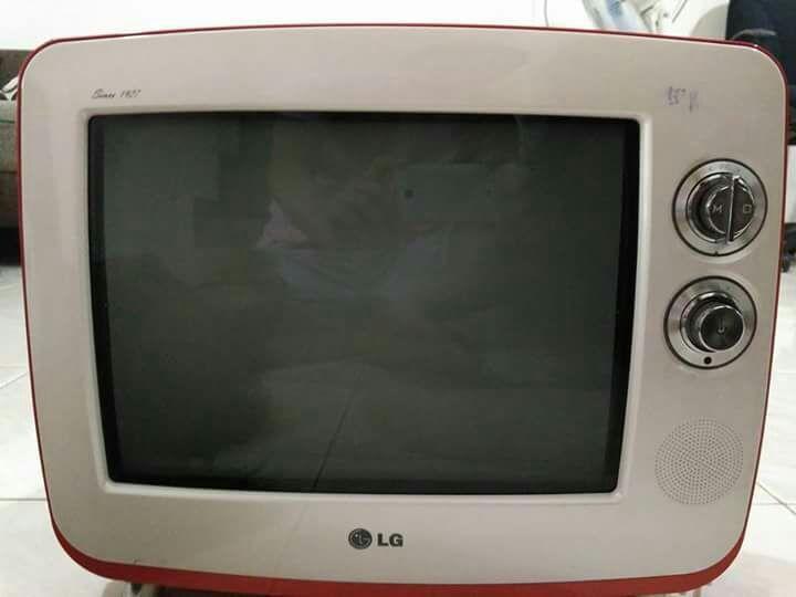 "[ASK] Harga Tv Retro LG 14"""