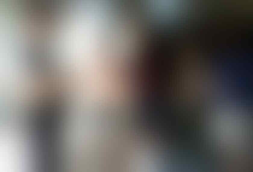Bhabinkamtibmas Polsek Makarti Jaya Kunjungi Desa Binaan