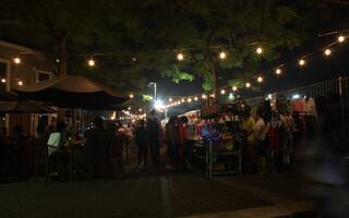 Nongkrong Malam, Nongkrong Tenang di Tangerang