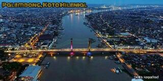 Palembang, Kota Milenial