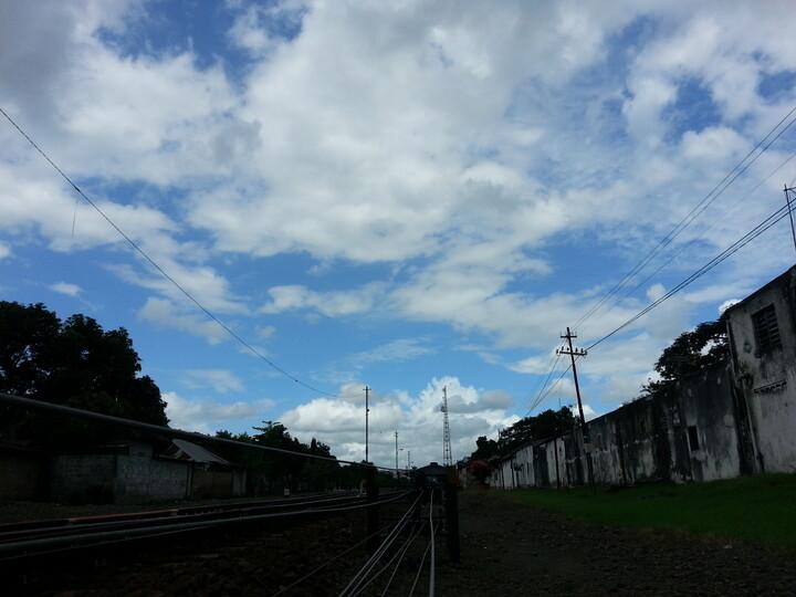 Stasiun Tulungagung Nih Gan....