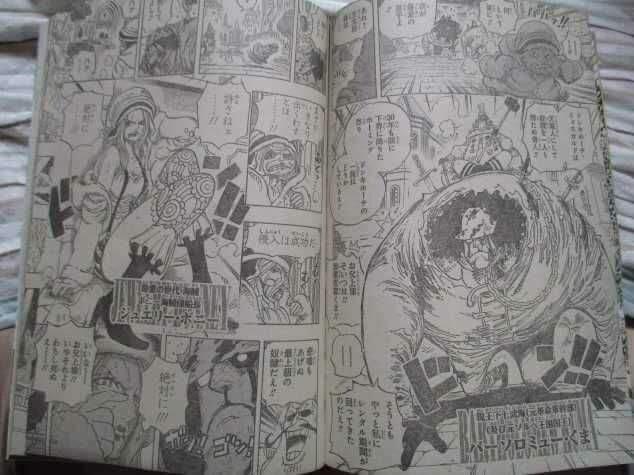 Spoiler One Piece 908