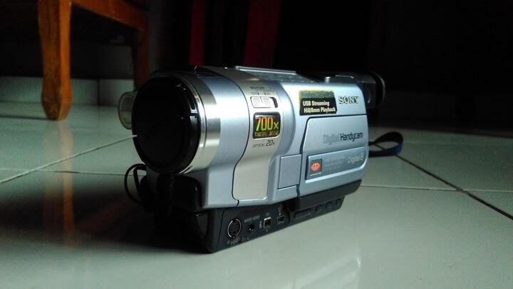 Handycam Sony DCR TRV 355e