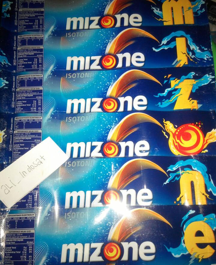 Kalian Mau Mizone? #KASKUSxMizone