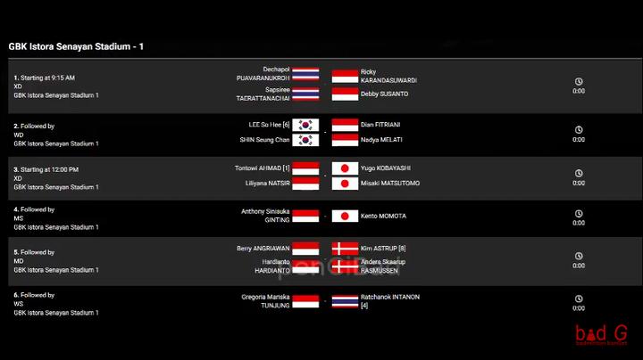 BLIBLI INDONESIA OPEN DAY 03