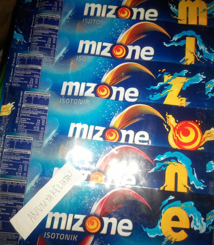 Nyantai With Mizone #KASKUSxMizone