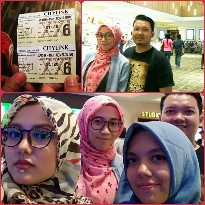 #CollectMoment Nonton Spider-Man Homecoming Dulu Biar Makin Hits