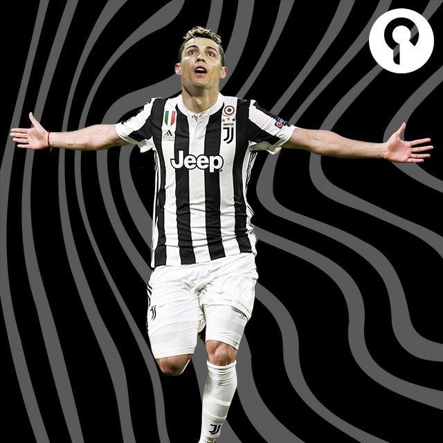Cristiano Ronaldo resmi pindah ke Juventus.