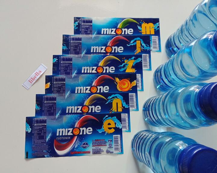 Mizone Minuman Sang Juara #KaskusxMizone