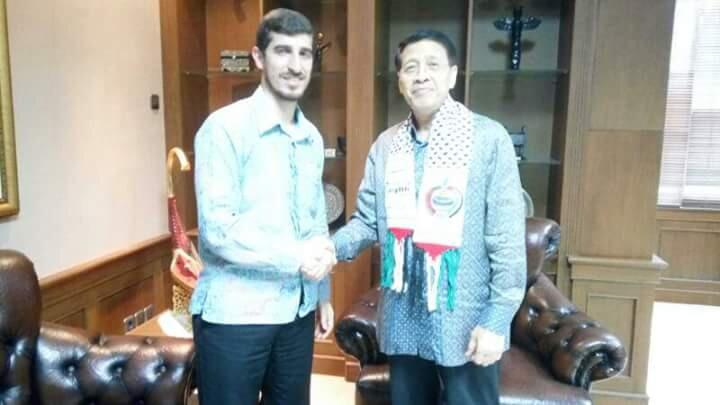 Diplomasi Hamas Ke Indonesia (15/4)