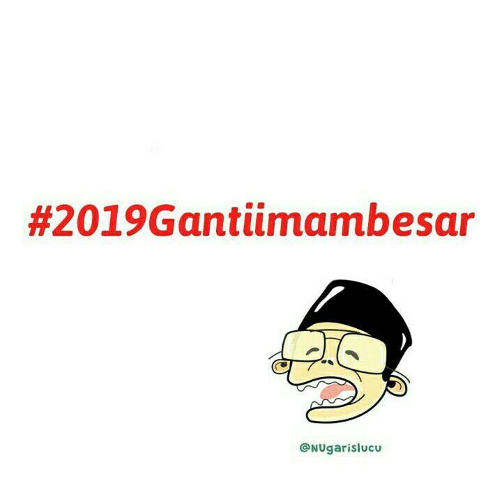 2019 Ganti Imam Besar
