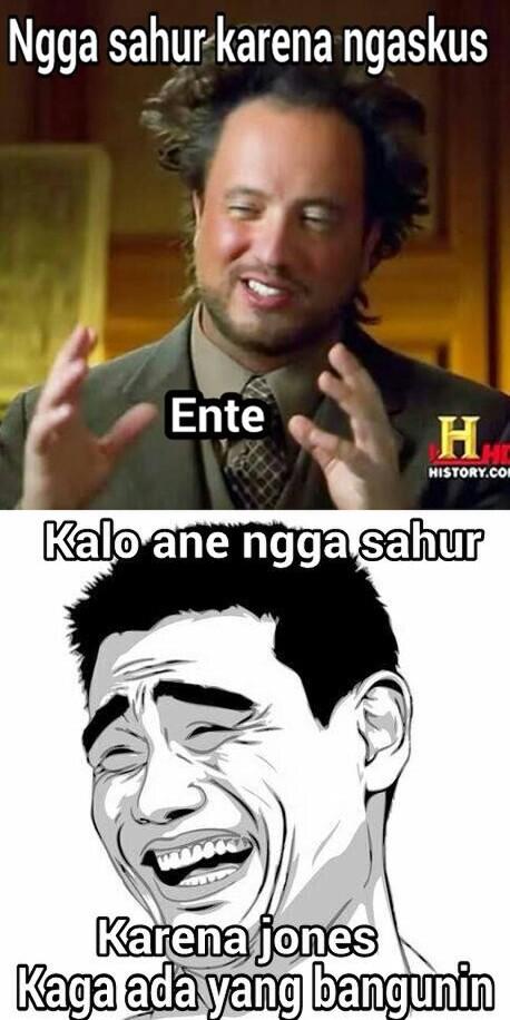 Latest Sahur Funny Memes