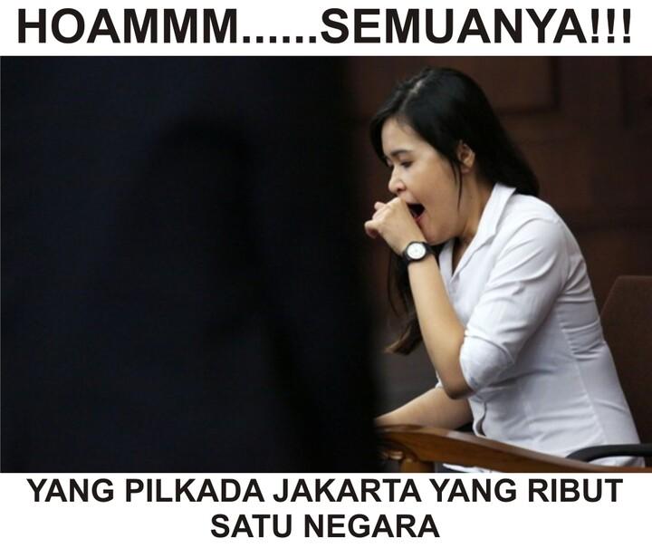 Padahal masih ada 100 daerah lainnya yg PILKADA #Jakartapunyasuara