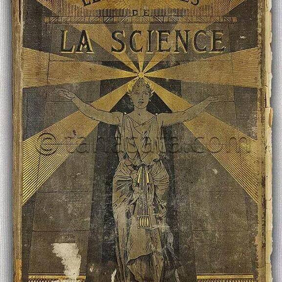LES MYSTERES DE LA SCIENCE