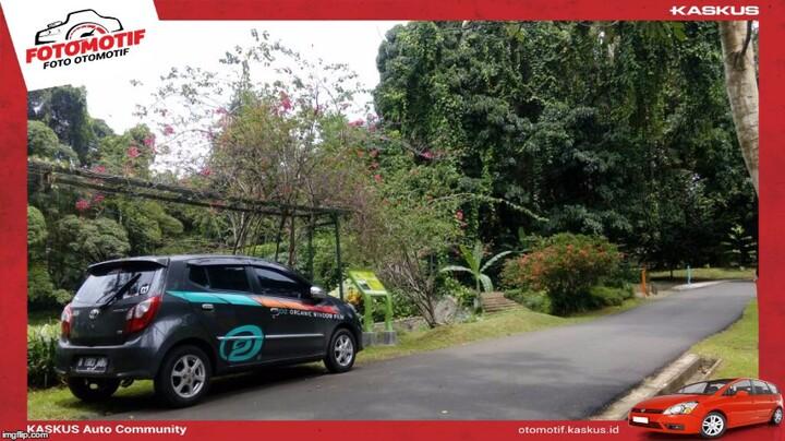 Main ke taman hijau #kaskusfotomotif #mpvcar
