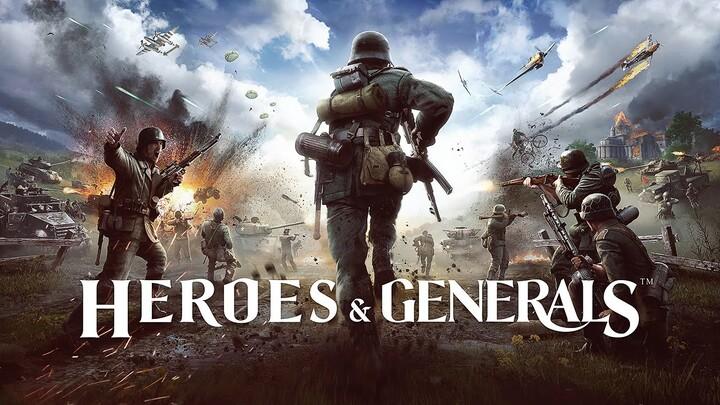 Heroes & Generals 2017