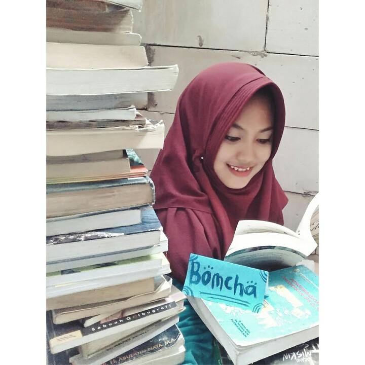 #BestCollection Hobi ane baca dan koleksi buku gan!