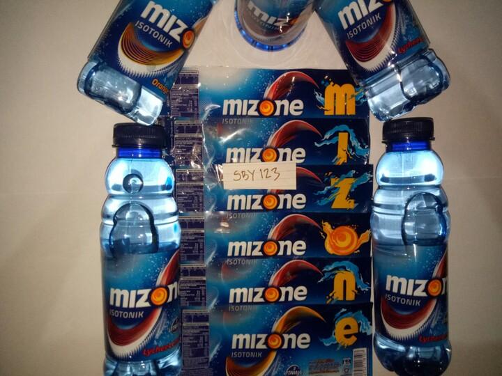 #KASKUSxMizone Mizone Minuman Favorit Ane