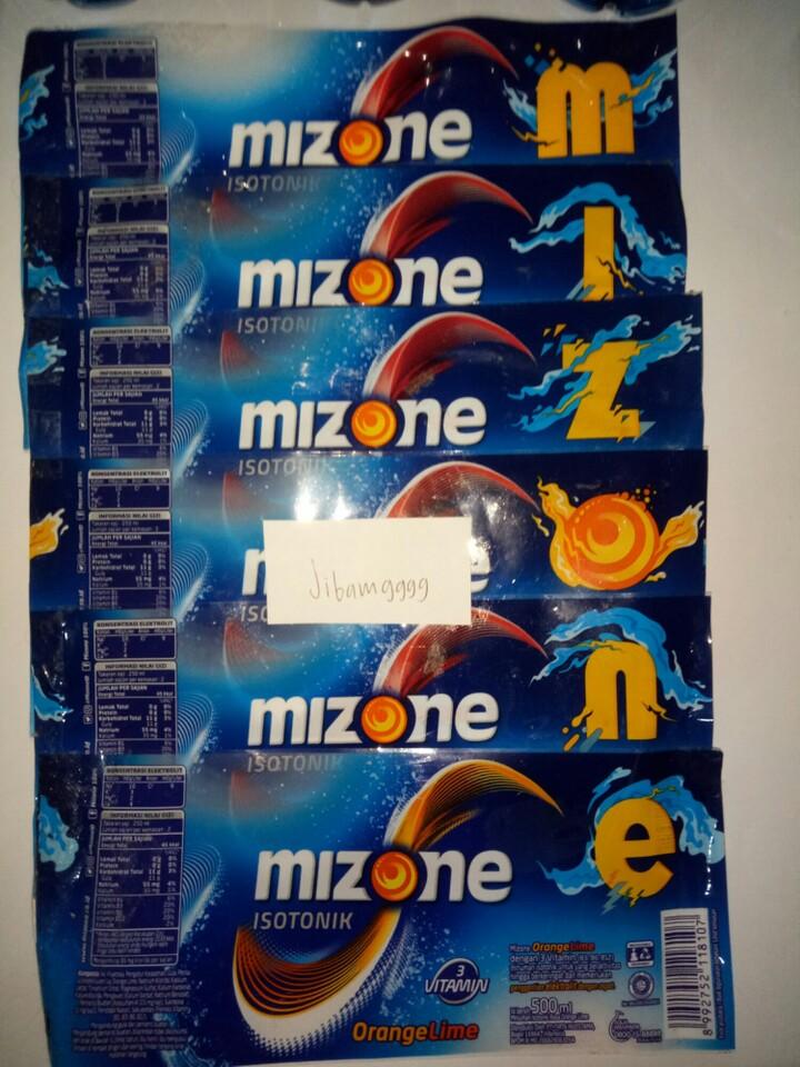 #KASKUSxMizone Minum Mizone Siapa tahu Dapet Rejeki Nomplok