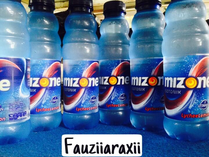 fauziiaraxii #KASKUSxMizone