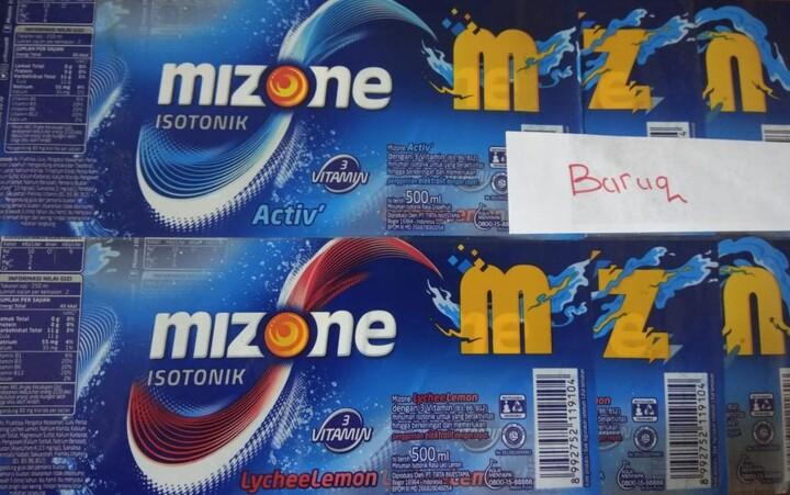 #KASKUSxMizone by buruq