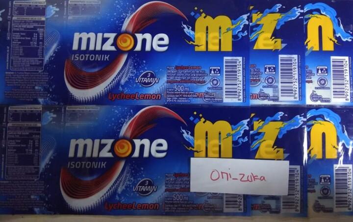 #KASKUSxMizone by oni_zuka
