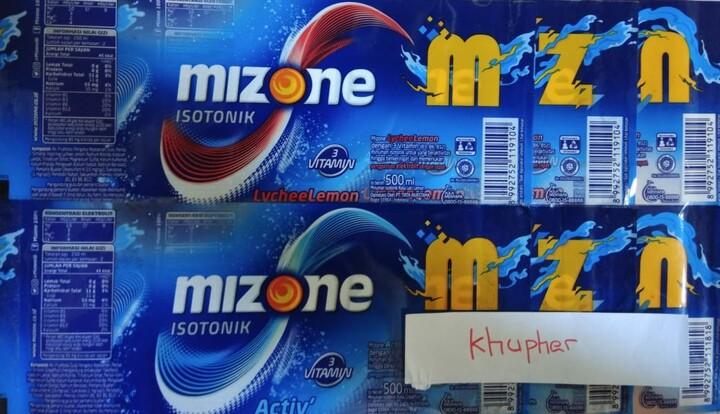 #KASKUSxMizone by khuper