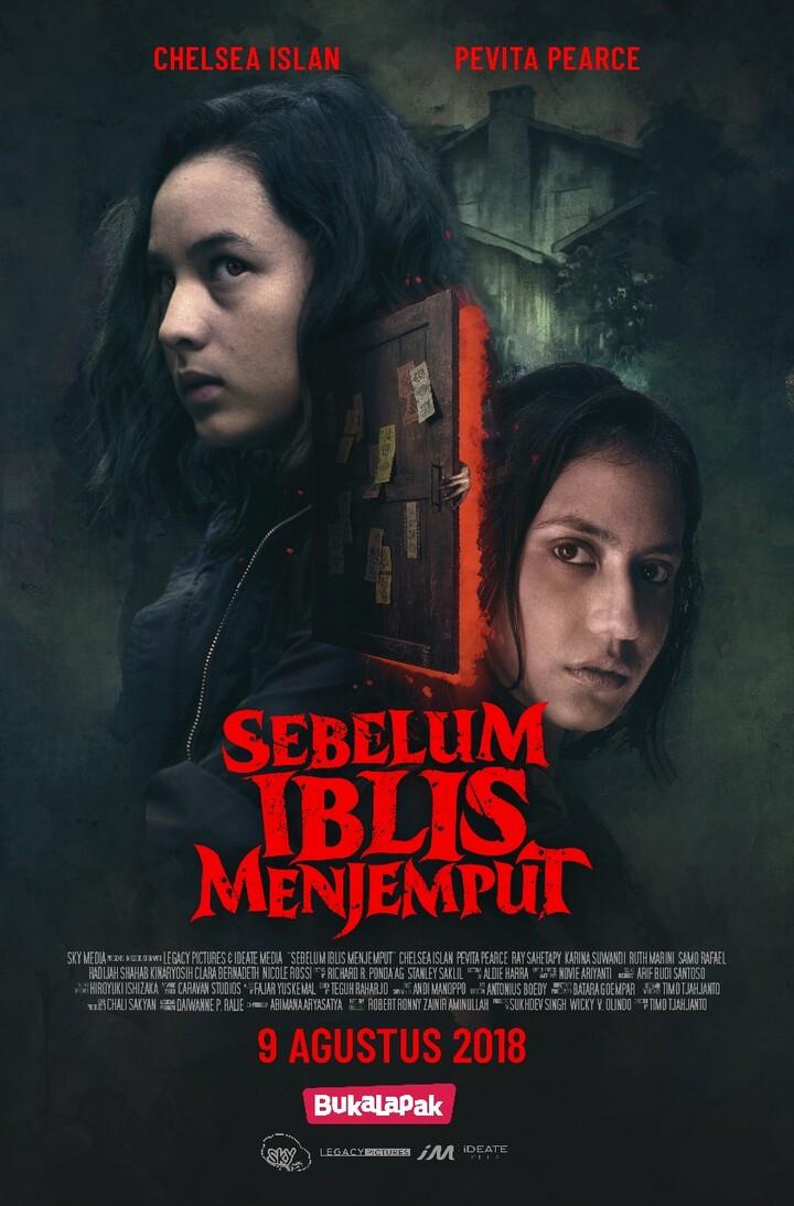 OFFICIAL POSTER SEBELUM IBLIS MENJEMPUT