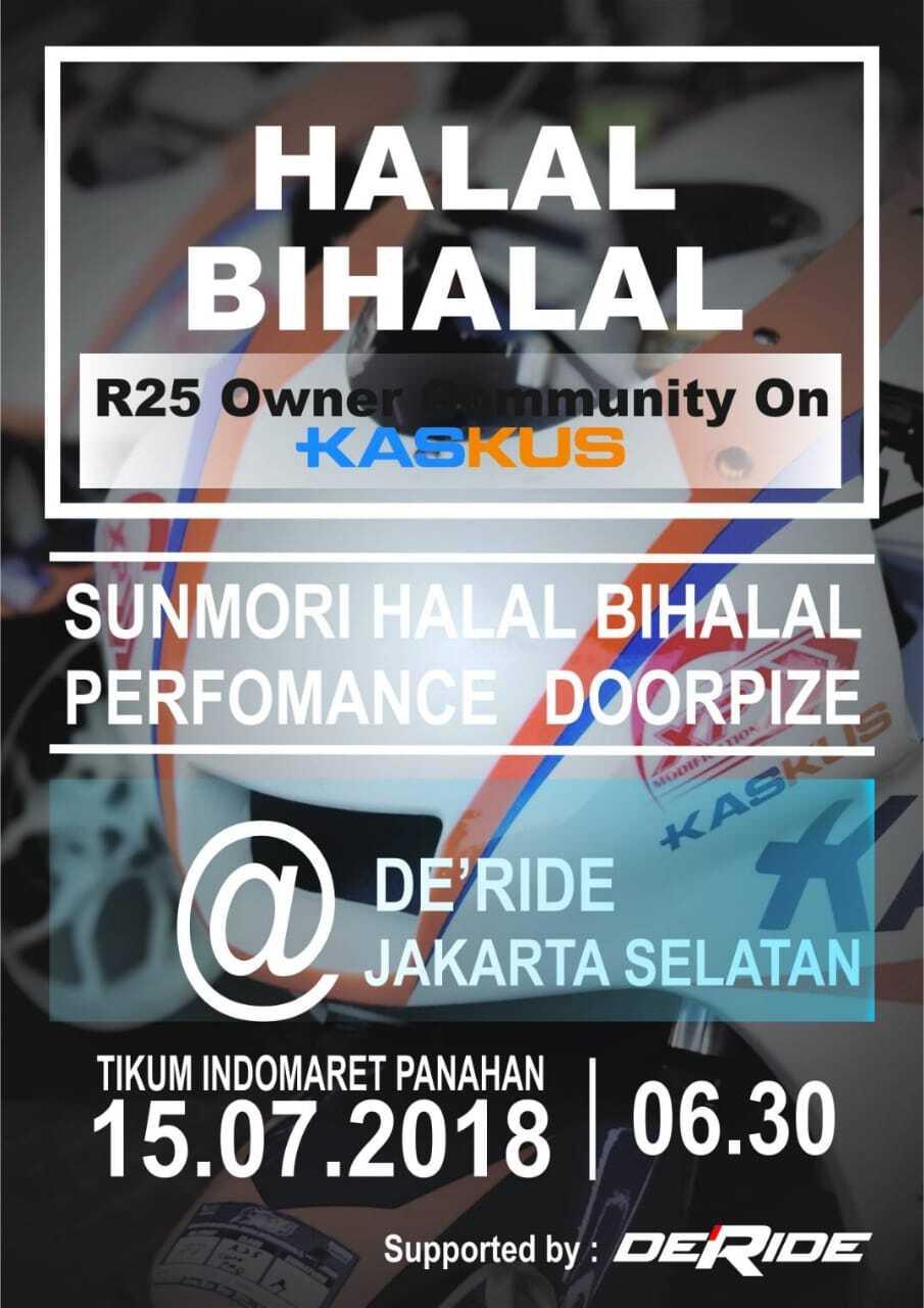 Halal Bihalal ROCK