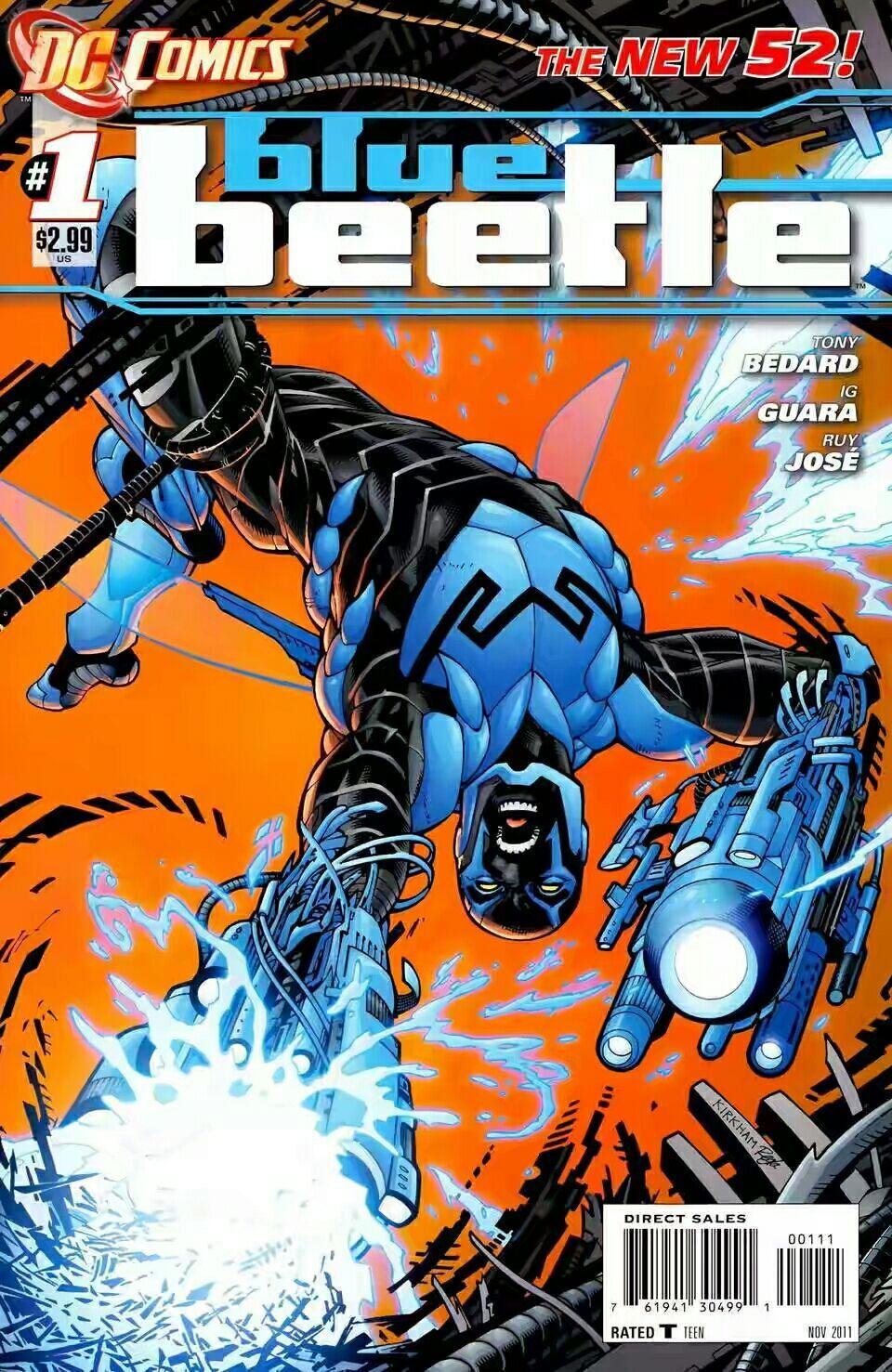 Blue Beetle 2011