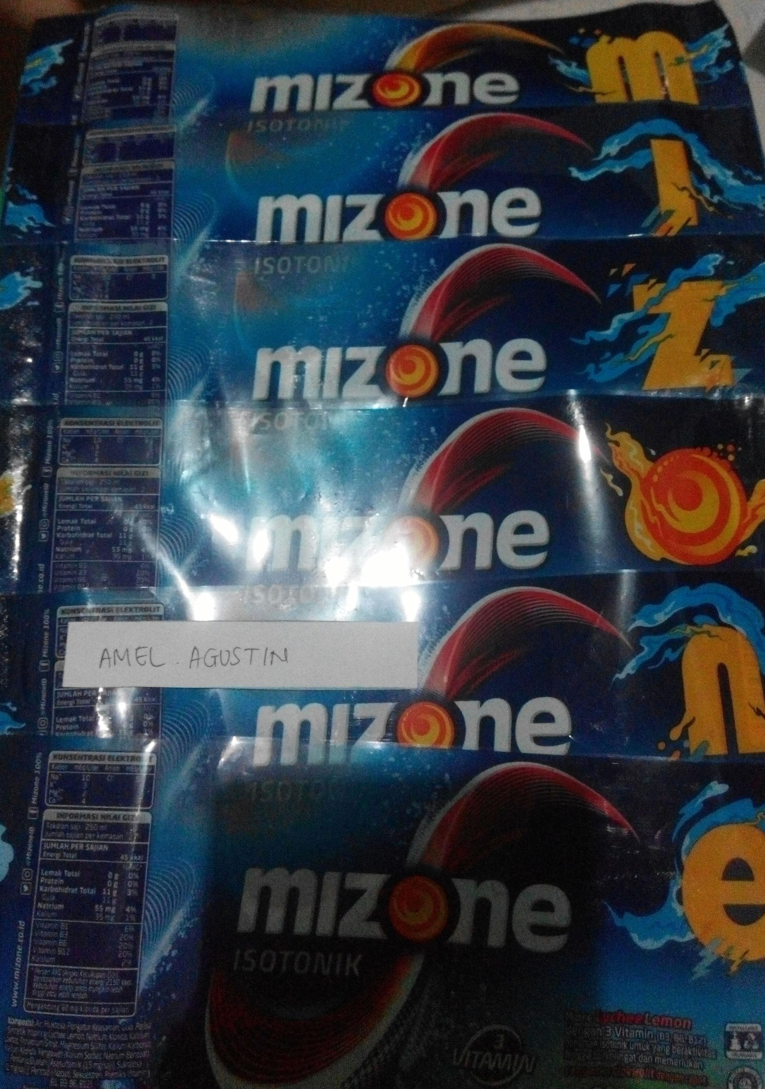Asik Dapet Kata Mizone #KASKUSxMizone