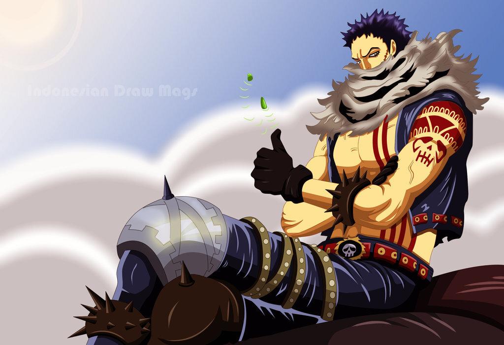 Spoiler One Piece 907