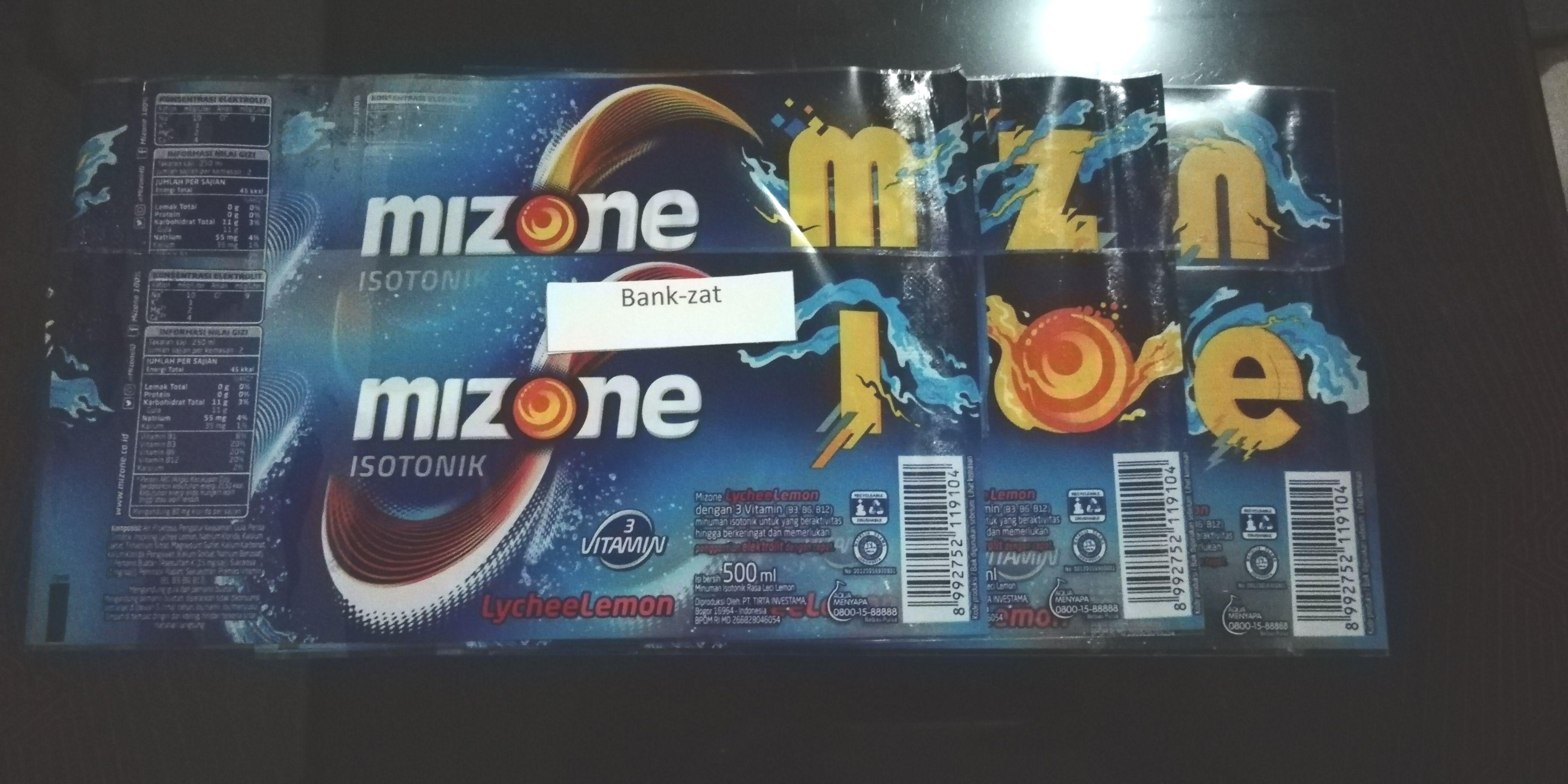 fun with mizone #KASKUSxMizone
