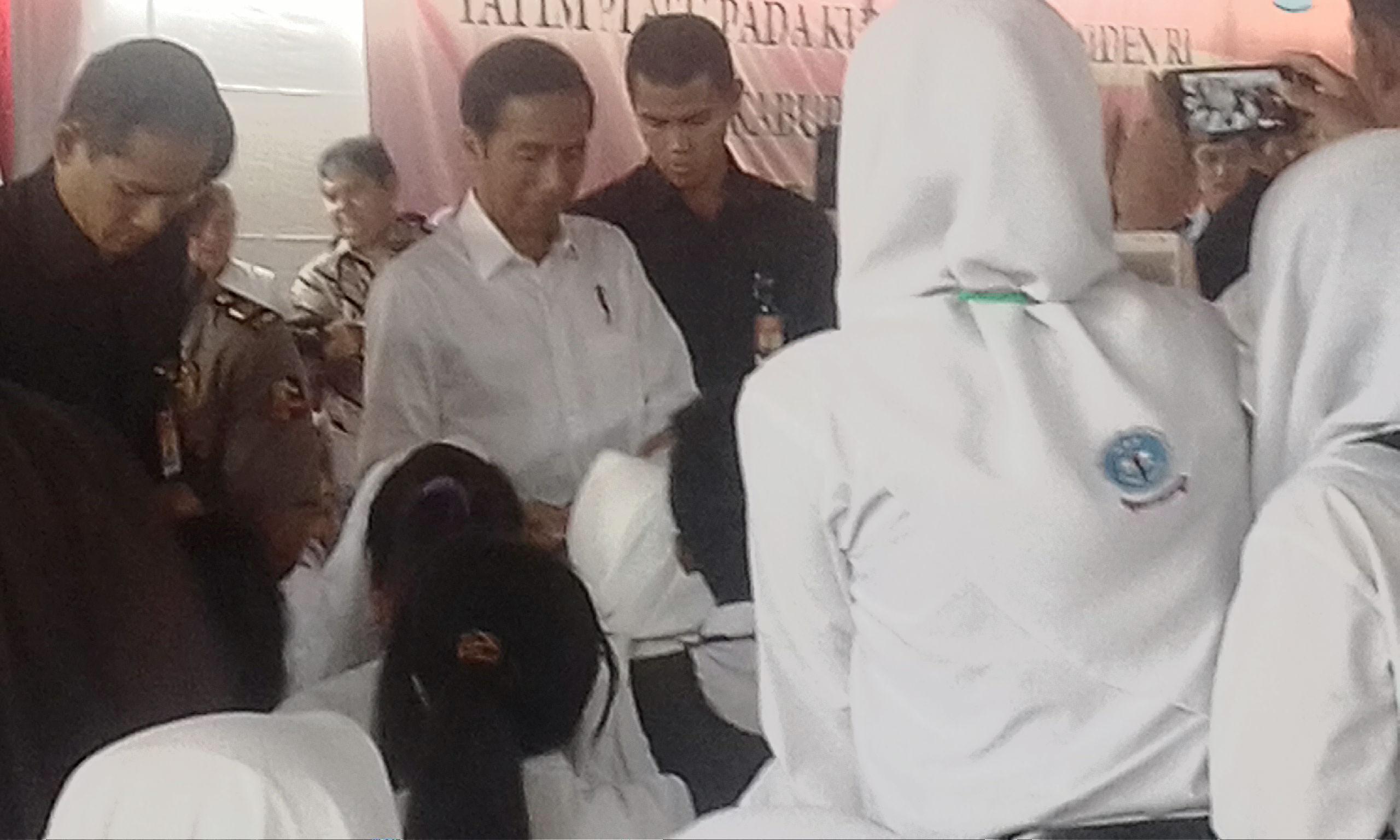Pak Jokowi
