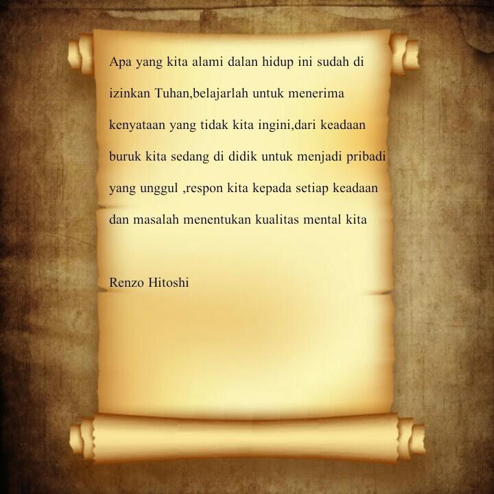 Quote Tajam Dan Memecahkan Kesadaran