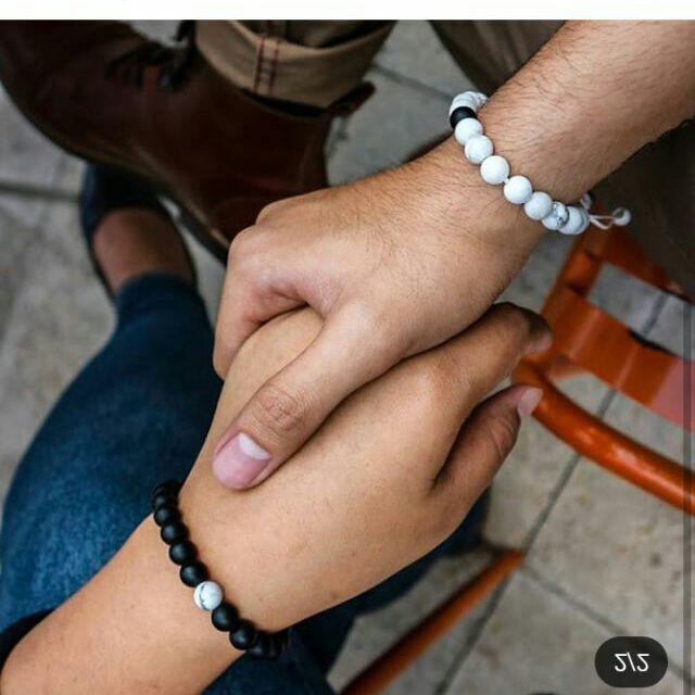 Gelang Couple Kaya Gini Bagus Ngga Gan?