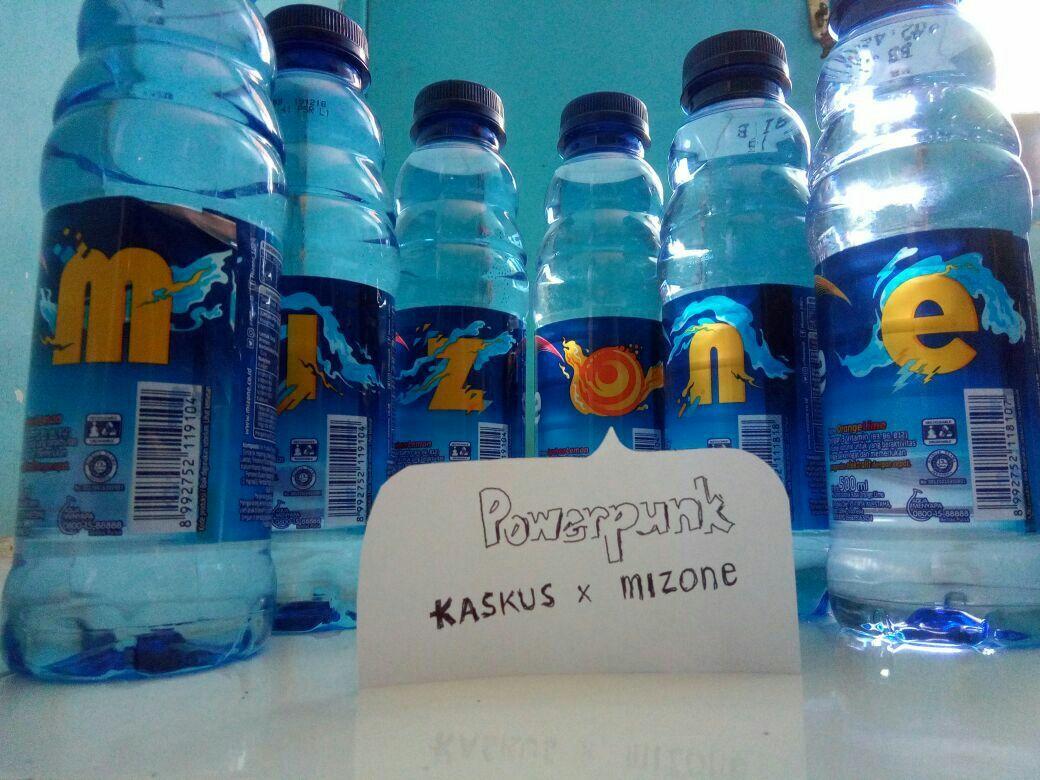 Badan, Pikiran, Semangat Ok Lagi #KaskusxMizone