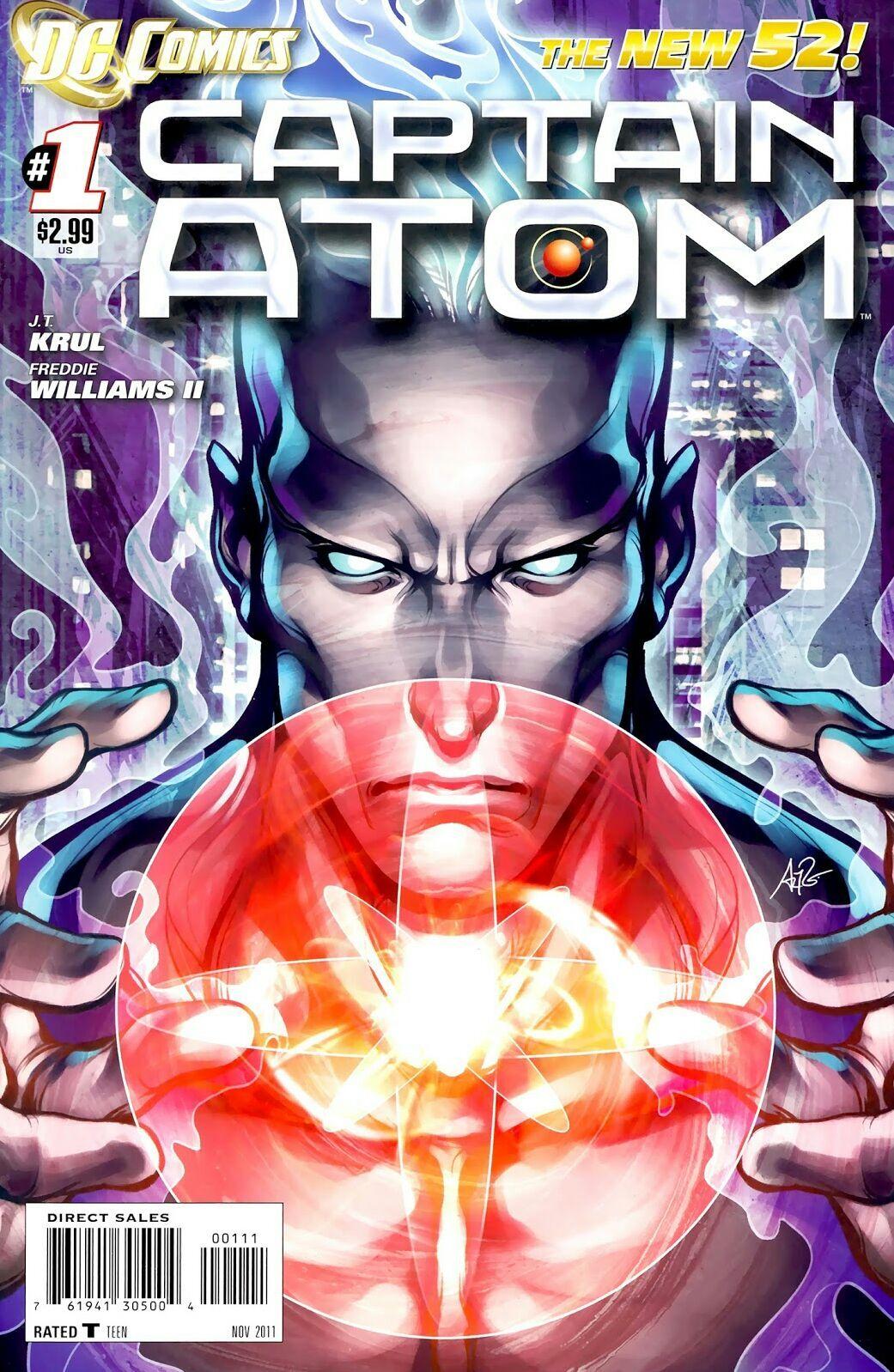 Captain Atom 2011
