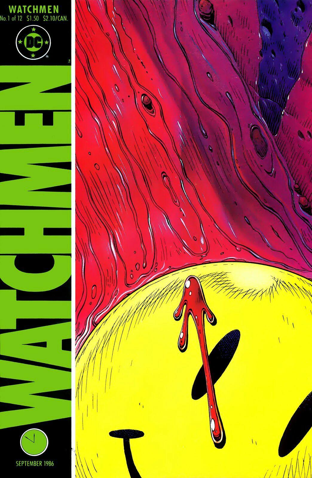 Watchmen 1986