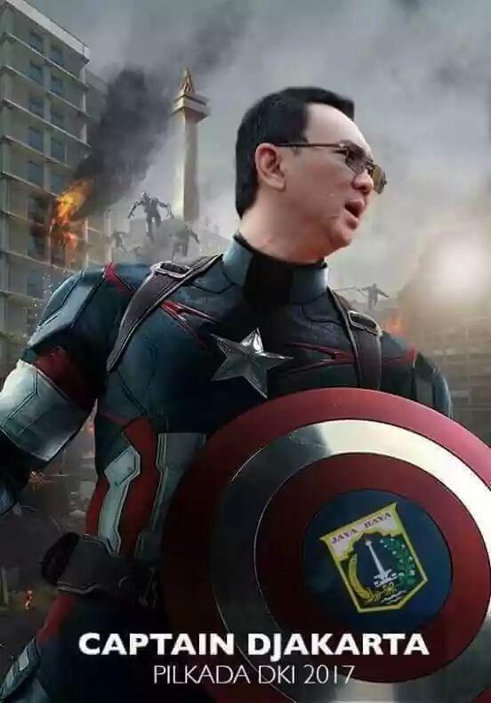 Captain Djakarta