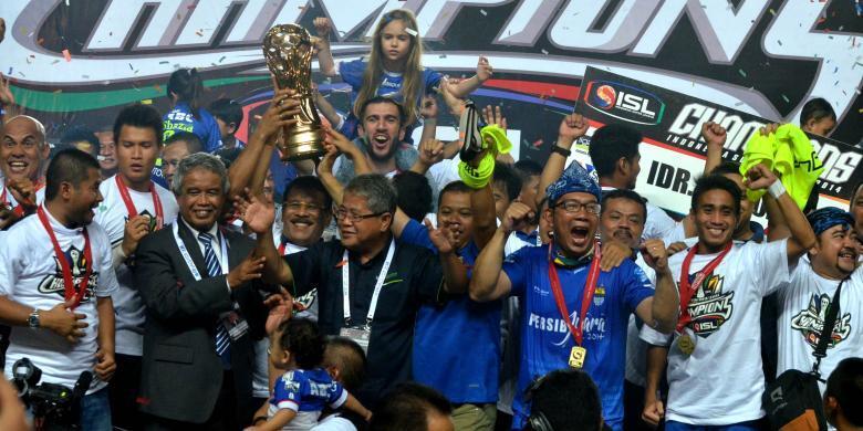 Liga baru semangat baru semoga juara lagi