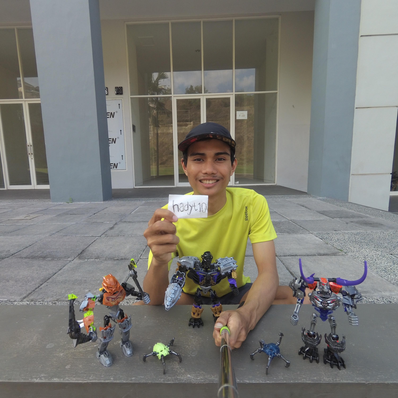Ini dia koleksi ane Lego, anak kecil maupun dewasa pasti ...