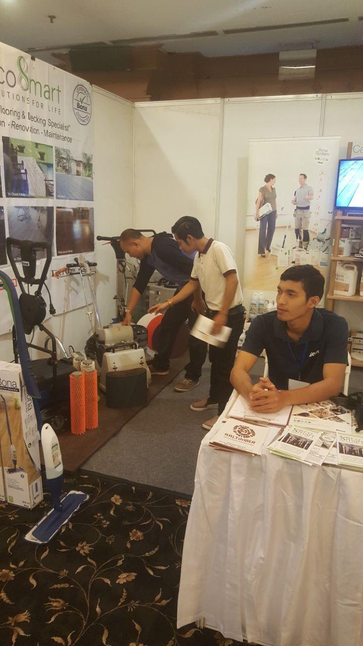 Expo at Grand Inna Sanur Bali 6 - 8 September 2017