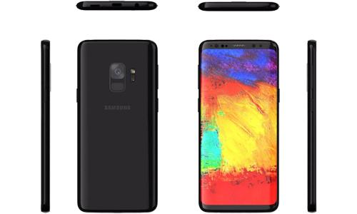 Rumor Desain Samsung Galaxy S9