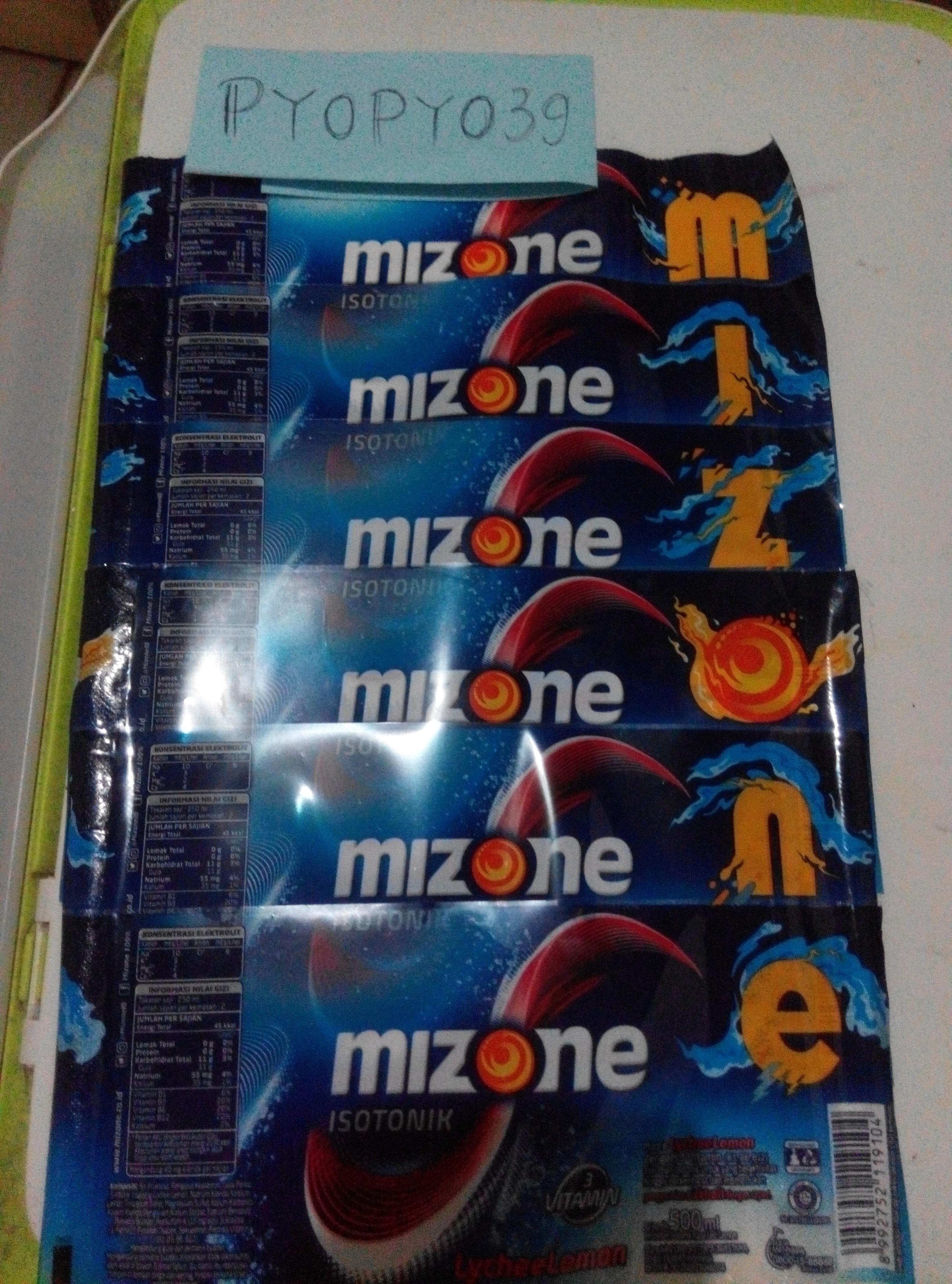 Mizone For Life #KASKUSxMizone