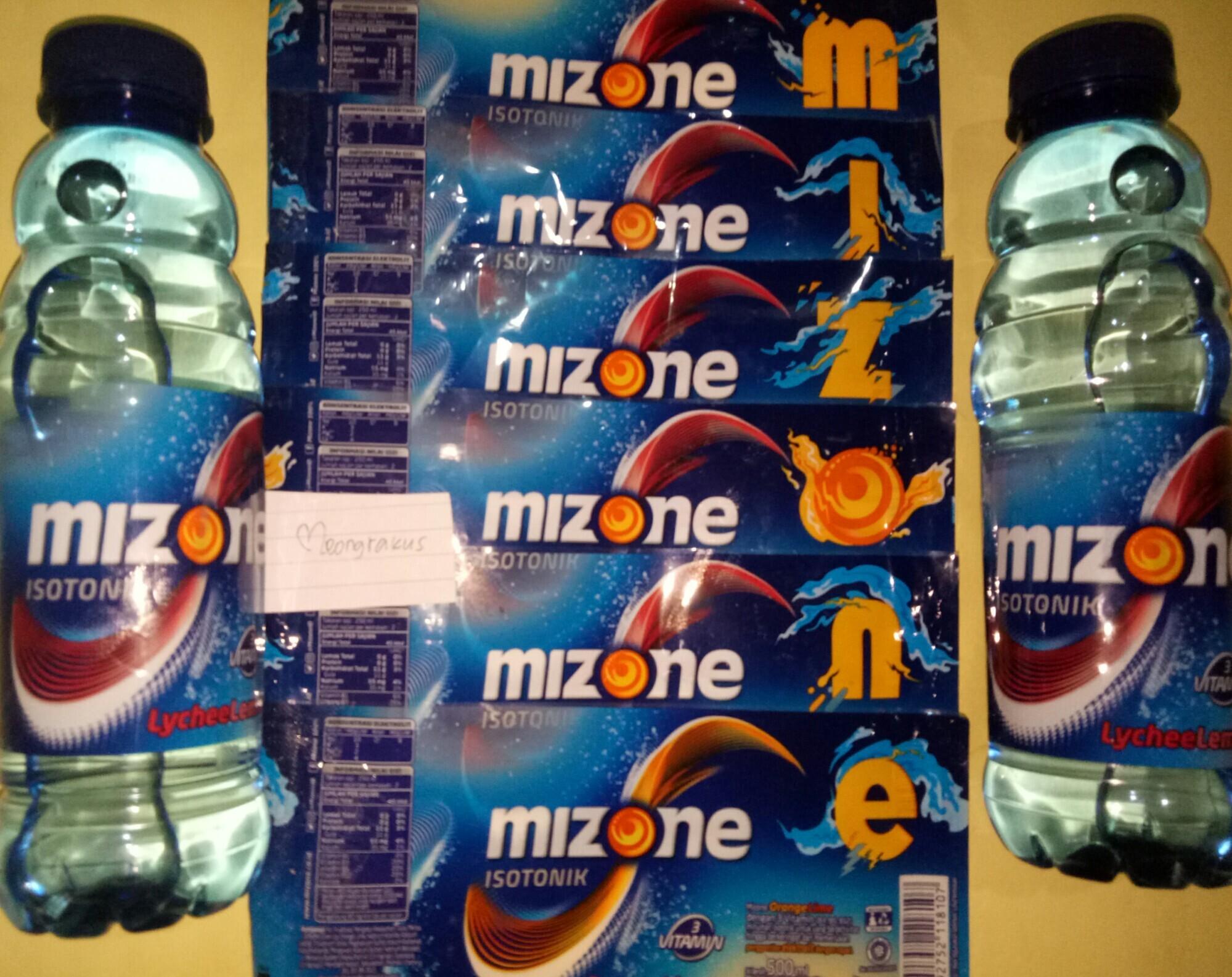 #KASKUSxMizone Mizone Nyegerin Banget, Gan!