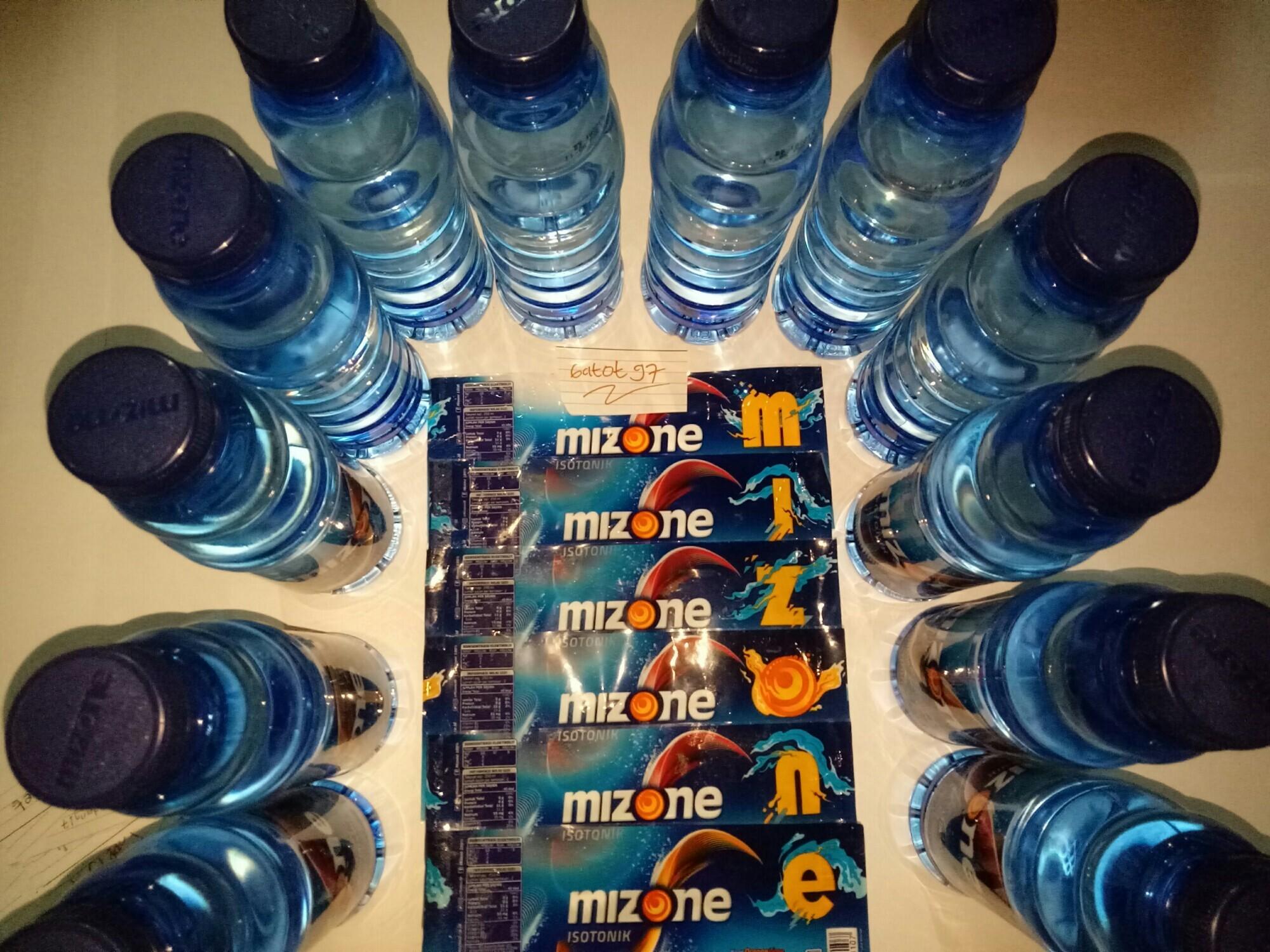 #KASKUSxMizone Panas Hati? Ademkan dengan Mizone