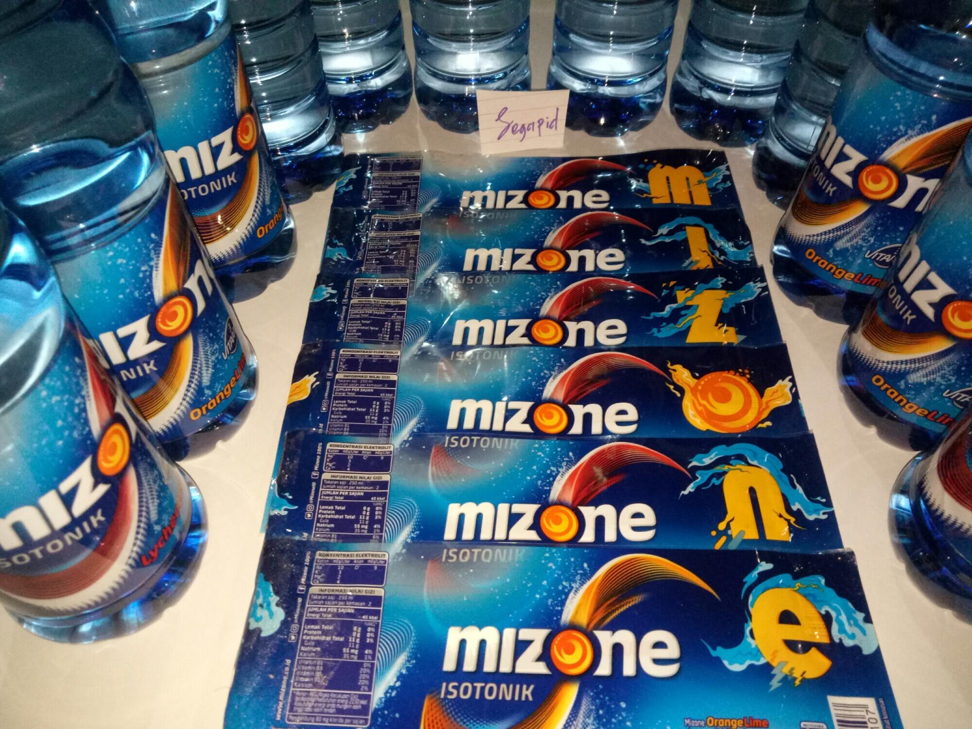 #KASKUSxMizone Mizone, Kesegaran yang Haqiqi, Ada di Dalamnya