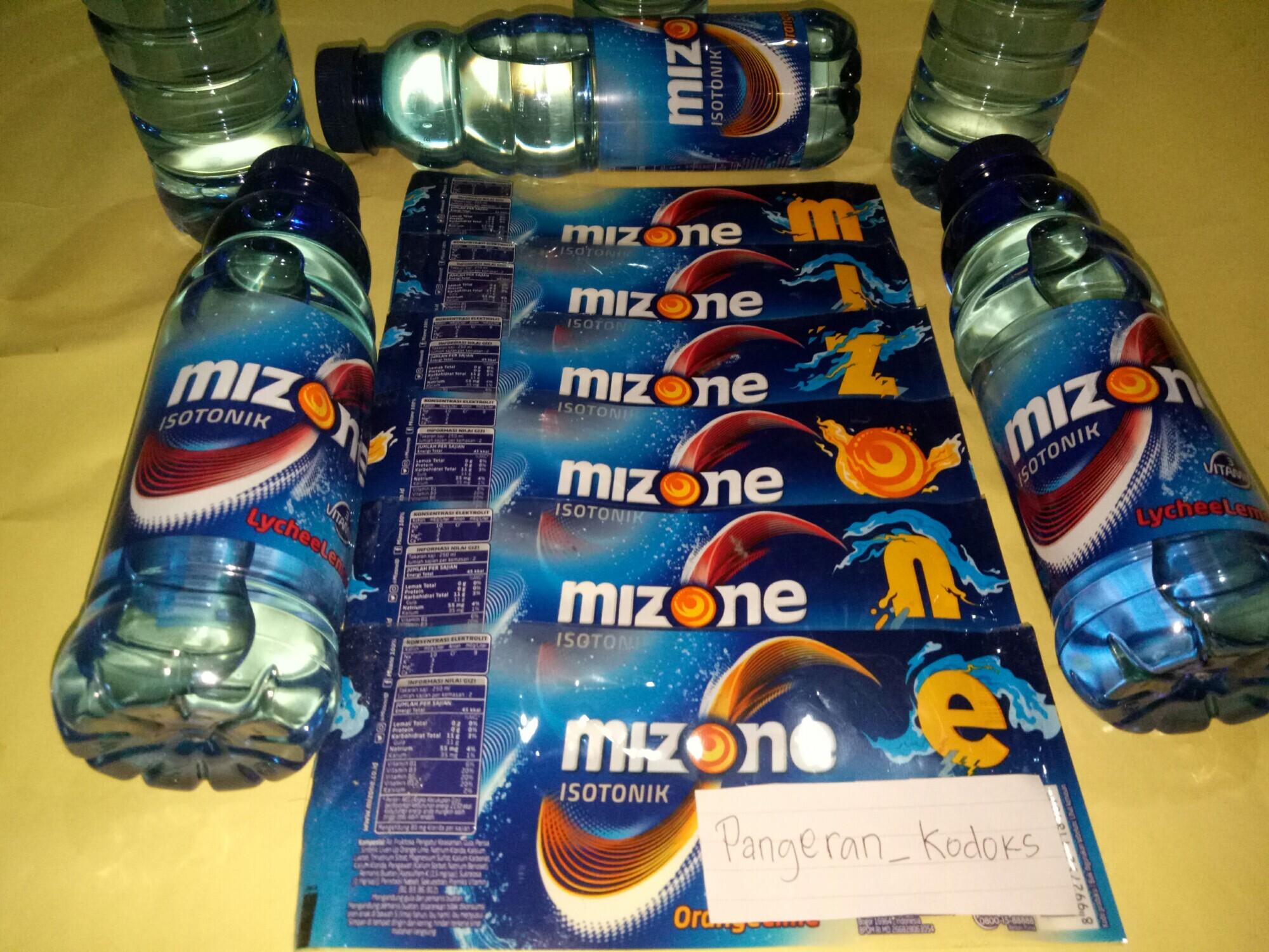 #KASKUSxMizone Mizone Banyak Varian Rasa