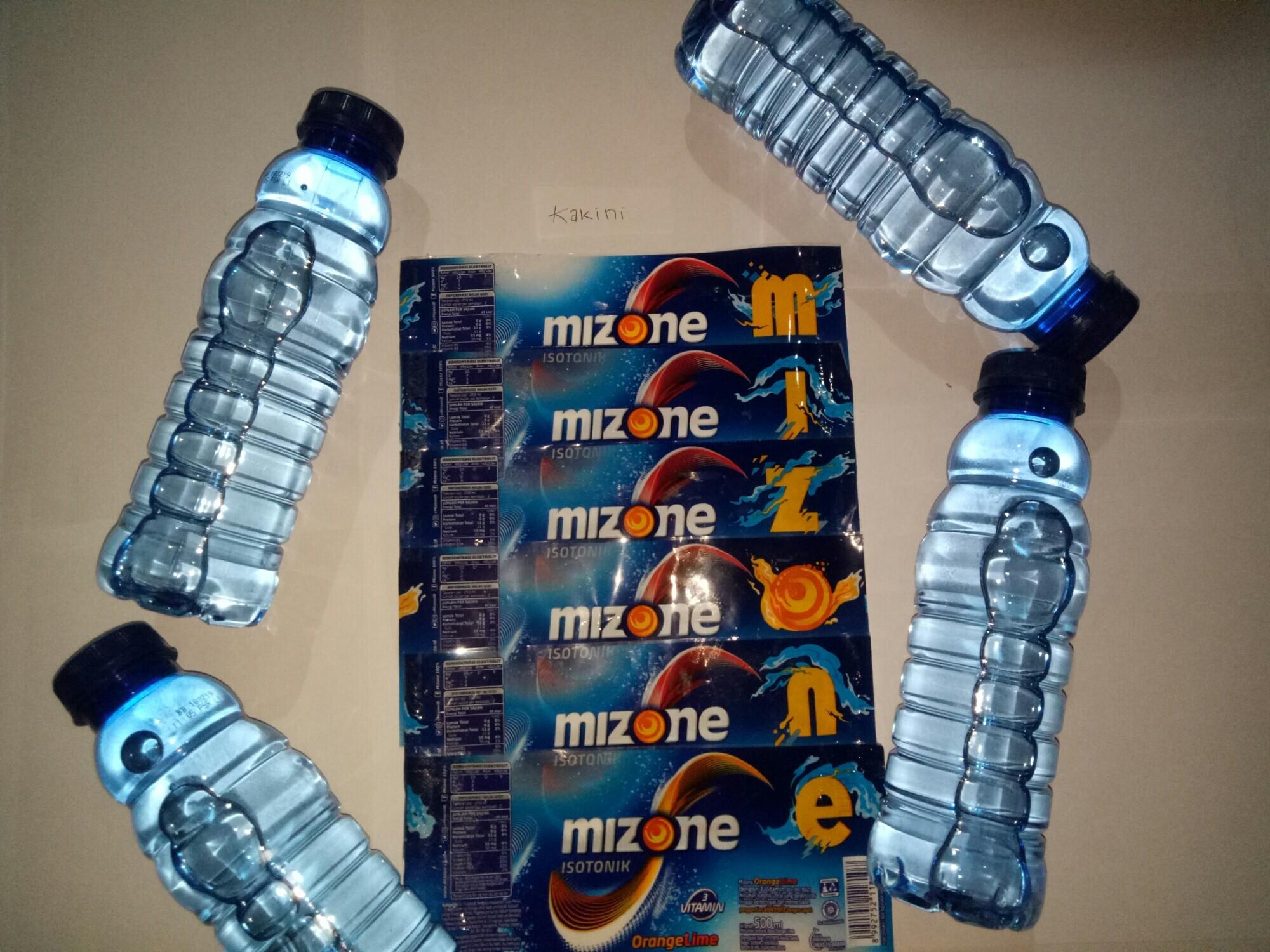 #KASKUSxMizone Mizone Minuman Segar dengan Rasa Kekinian